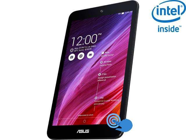ASUS ME181C-A1-BK Intel Atom 1GB Memory 16GB eMMC 8.0