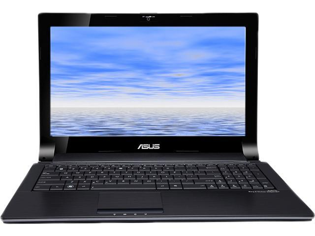 """ASUS N53SM-RS72 15.6"""" LED HD Display Gaming laptop with Intel Core i7-2670QM (2.2GHz), 8 GB DDR3, 750GB HDD, NVIDIA GeForce GT 630M 2GB Graphics, ..."""