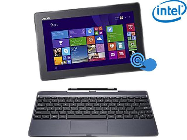 ASUS Transformer Book T100 Intel Z3775 Quad Core 2GB DDR3 RAM 64GB SSD 10.1