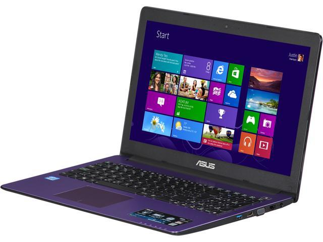ASUS X502CA-BH31-CB-PR Bilingul Version Notebook Intel Core i3 2367M (1.40GHz) 4GB Memory 750GB HDD