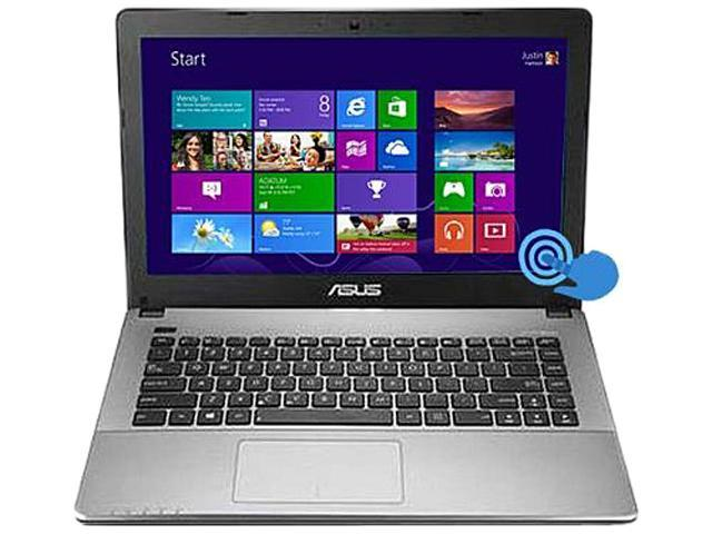 ASUS K450CA-BH21T-K Notebook Intel Pentium 2117U (1.80GHz) 4GB Memory 500GB HDD Intel HD Graphics 14.0