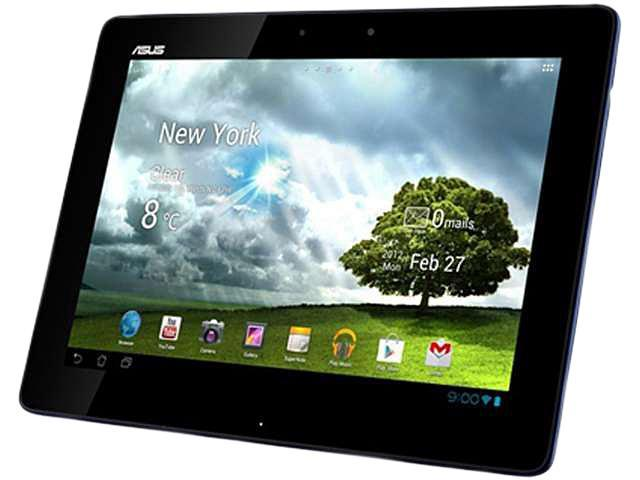 ASUS Transformer Pad TF300T-B1-BL-30W NVIDIA Tegra 3 1GB DDR3 Memory 32GB Flash 10.1