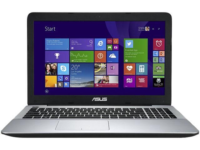 ASUS X555LA-DB51 Notebook Intel Core i5 4210U (1.70GHz) 8GB Memory 1TB HDD Intel HD Graphics 4400 15.6