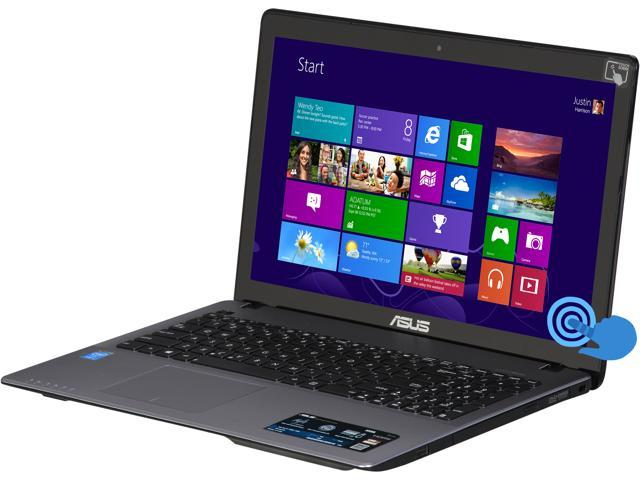 ASUS K550LA-MS51T Touch screen Notebook Intel Core i5 4200U (1.60GHz) 6GB Memory 500GB HDD (ASUS Recertified A Grade)
