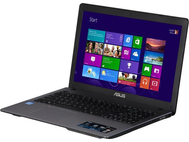 ASUS Laptop R510CA-SS51 Intel Core i5 3337U (1.80GHz) 6GB Memory 750GB HDD Intel HD Graphics 4000 15.6