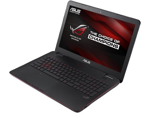 ASUS ROG GL551 series GL551JM-EH71 Gaming Laptop Intel Core i7 4710HQ (2.50GHz) 16GB Memory 256GB SSD NVIDIA GeForce GTX 860M 2GB 15.6