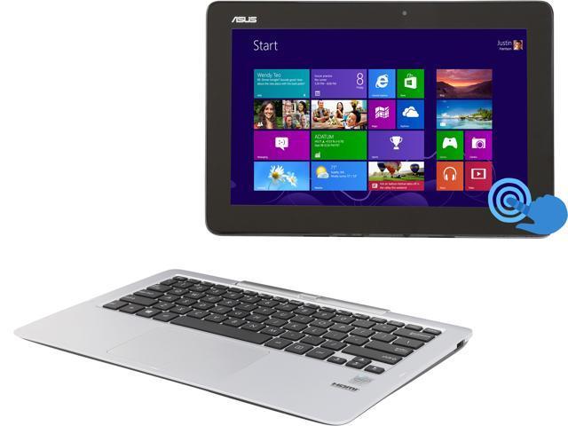 Asus Transformer Book T200 Intel Quad Core 4GB Memory 64GB SSD 11.6