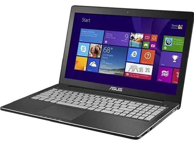 ASUS Q550LF-BSI7T21 Notebook Intel Core i7 4500U (1.80GHz) 8GB Memory 1TB HDD NVIDIA GeForce GT 745M 15.6