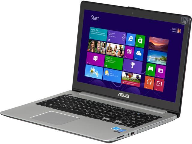 ASUS Laptop VivoBook V551LA-DS71T Intel Core i7 4500U (1.80GHz) 8GB Memory 750GB HDD Intel HD Graphics 4400 15.6