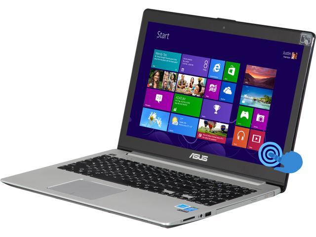 ASUS V551LA-DH51T NotebookIntel Core i5 4200U (1.60GHz) 8GB Memory 750GB HDD Intel HD Graphics 4400 15.6