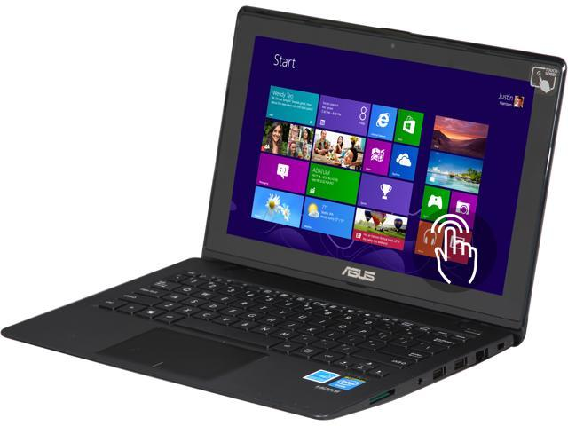ASUS X200MA-US01T Notebook Intel Celeron N2815 (1.86GHz) 4GB Memory 500GB HDD Intel HD Graphics 11.6