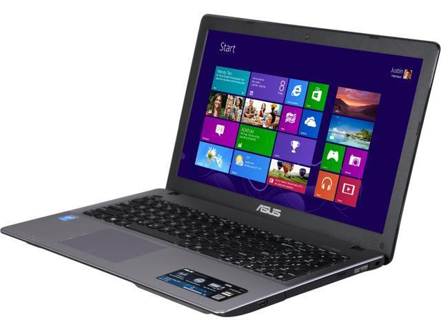 ASUS X550LA-DH51 NotebookIntel Core i5 4200U (1.60GHz) 8GB Memory 1TB HDD Intel HD Graphics 4400 15.6