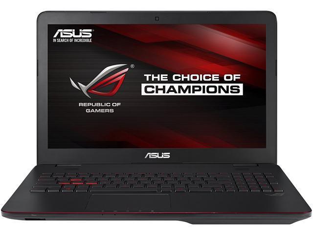 ASUS ROG GL551 series GL551JM-EH74 Gaming Laptop Intel Core i7 4710HQ (2.50GHz) 16GB Memory 256GB SSD NVIDIA GeForce GTX 860M 2GB 15.6