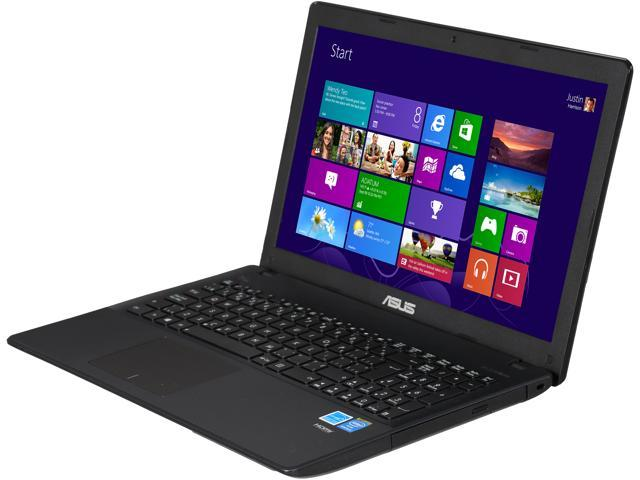 ASUS Laptop X551CA-BH91-CB Intel Pentium 2117U (1.80GHz) 6GB Memory 750GB HDD Intel HD Graphics 15.6