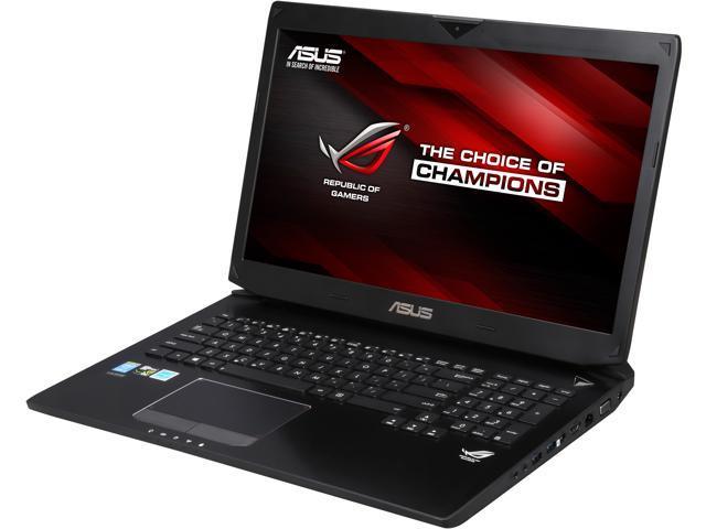 ASUS ROG G750 Series G750JS-NH71 Gaming Laptop Intel Core i7 4710HQ (2.50GHz) 16GB Memory 1TB HDD NVIDIA GeForce GTX 870M 3GB 17.3
