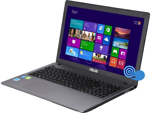 ASUS X550LB-DS71 Notebook Intel Core i7 4500U (1.80GHz) 8GB Memory 750GB HDD NVIDIA GeForce GT 740M 15.6