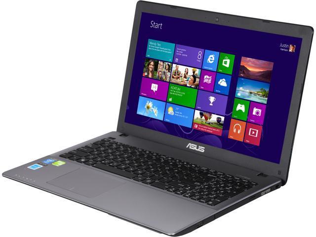 ASUS Laptop X550LB-DS71 Intel Core i7 4500U (1.80GHz) 8GB Memory 750GB HDD NVIDIA GeForce GT 740M 15.6