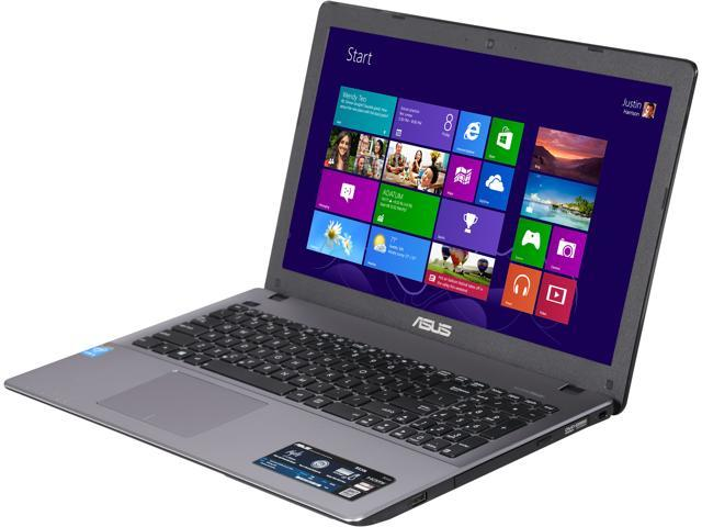 ASUS R510LAV-RS51 Notebook Intel Core i5 4210U (1.70GHz) 8GB Memory 500GB HDD Intel HD Graphics 4400 15.6
