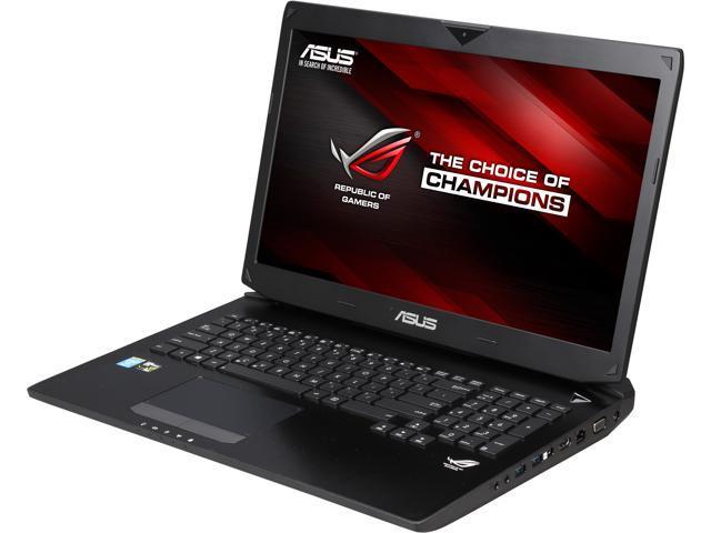 ASUS ROG G750 Series G750JH-DS73-CA Gaming Laptop Intel Core i7 4700HQ (2.40GHz) 24GB Memory 750GB HDD NVIDIA GeForce GTX 780M 4 GB GDDR5 17.3