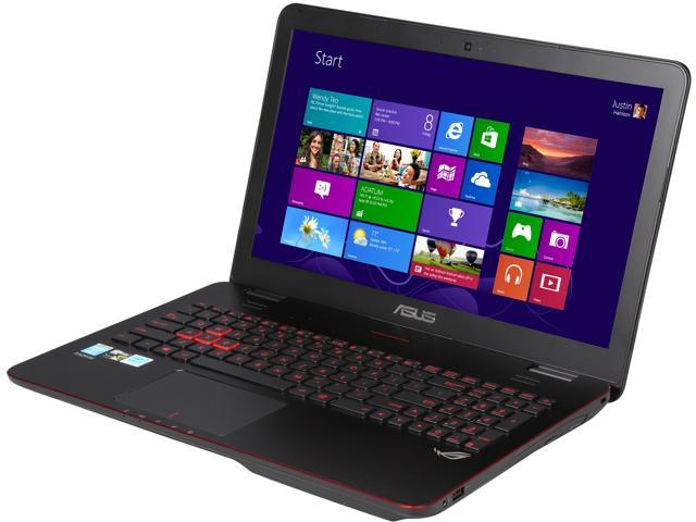 ASUS ROG GL551 series GL551JM-DH71 Gaming Laptop Intel Core i7 4710HQ (2.50GHz) 16GB Memory 1TB HDD NVIDIA GeForce GTX 860M 2GB 15.6