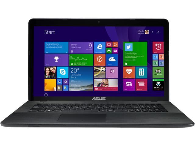 ASUS Laptop K751MA-DS21TQ Intel Pentium N3540 (2.16GHz) 8GB Memory 1TB HDD Intel HD Graphics 17.3