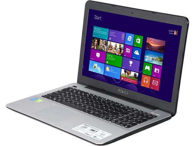 ASUS X555LB-NS51 Notebook Intel Core i5 5200U (2.20GHz) 8GB Memory 750GB HDD NVIDIA GeForce GT 940M 15.6