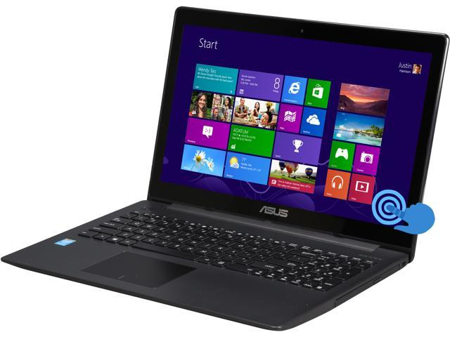 ASUS Laptop F553MA-HH24TQ Intel Pentium N3530 (2.16GHz) 8GB Memory 1TB HDD Intel HD Graphics 15.6