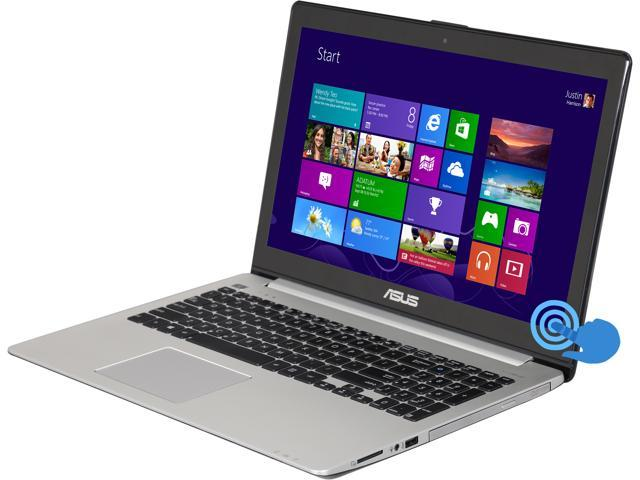ASUS Laptop VivoBook S551LB-DS71T-CA Intel Core i7 4500U (1.80GHz) 6GB Memory 1TB HDD 24GB SSD NVIDIA GeForce GT 740M 15.6