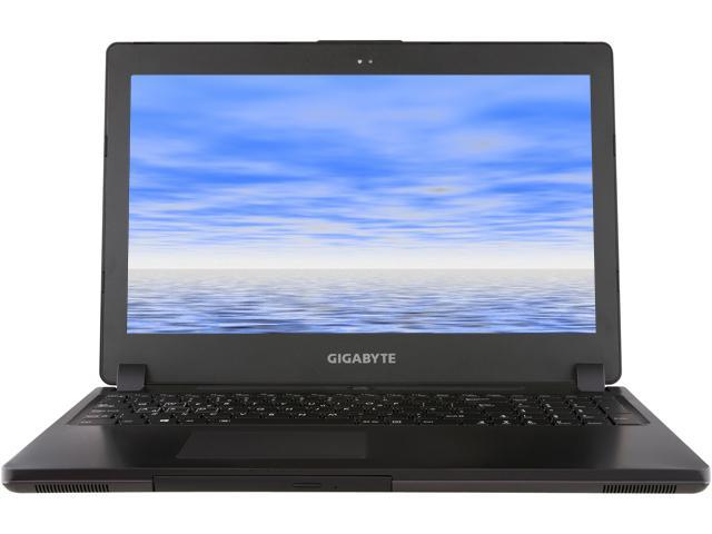 GIGABYTE P35Wv2-CF1 Gaming Laptop Intel Core i7 4710HQ (2.50GHz) 8GB Memory 1TB HDD 128GB SSD NVIDIA GeForce GTX 870M 6GB GDDR5 15.6