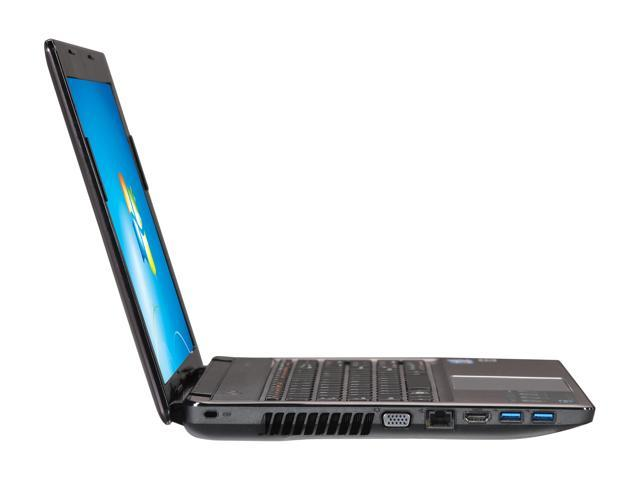 "Lenovo IdeaPad Z580 (215129U) Intel Core i7-3520M 2.9GHz 15.6"" Windows 7 Home Premium 64-Bit Notebook"