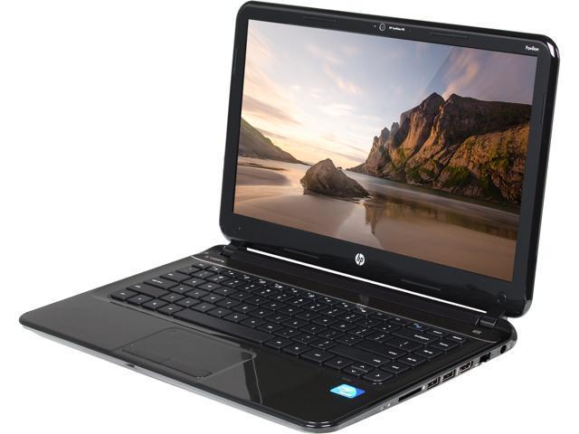HP Pavilion 14-c010us Chromebook Intel Celeron 847 (1.1GHz) 2GB DDR3 Memory 16GB SSD 14.0