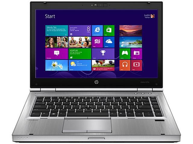 HP EliteBook Folio 9470m (E1Y37UT#ABA) Intel Core i5 3337U (1.80GHz) 4GB Memory 500GB HDD 32GB SSD 14