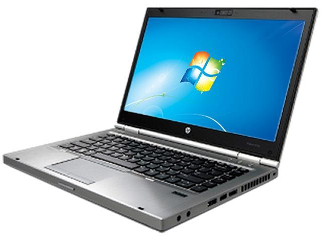 HP EliteBook 8470p Notebook Intel Core i5 3340M (2.7GHz) 4GB Memory 500GB HDD Radeon HD 7570M 14.0