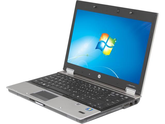 HP 8440 Notebook Intel Core i7 620M (2.66GHz) 4GB Memory 250GB HDD 14.0