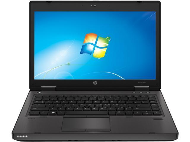 HP ProBook 6470b (D3W22AW#ABA ) Notebook Intel Core i5 2.70GHz 4GB Memory 500GB HDD HD 4000 14.0