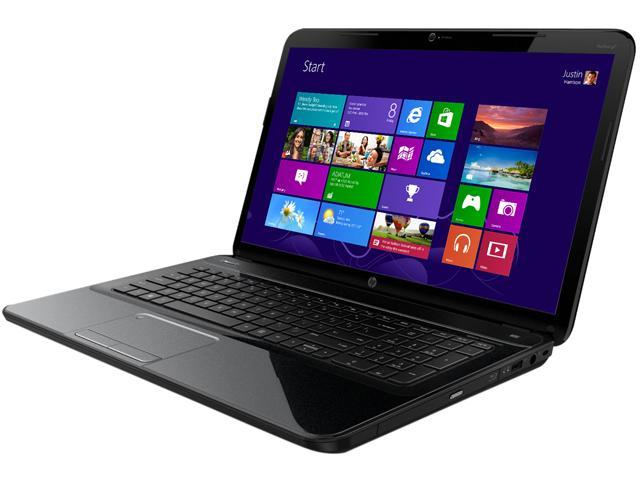 HP Laptop Pavilion G7-2270US Intel Core i3 3110M (2.40GHz) 6GB Memory 750GB HDD Intel HD Graphics 4000 17.3