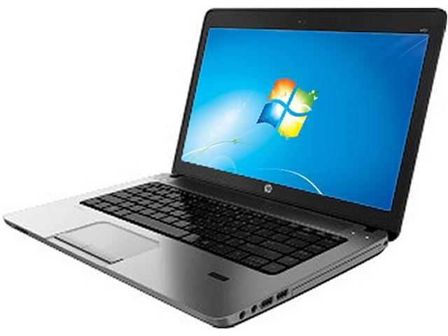 HP ProBook 440 G1 (F2P96UT#ABA) Notebook Intel Pentium 3550M (2.30GHz) 4GB Memory 320GB HDD Intel HD Graphics 14.0