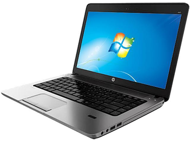 HP ProBook 440 G1 (F2P45UT#ABA) Notebook Intel Core i3 4000M (2.4GHz) 4GB Memory 500GB HDD Intel HD Graphics 4600 14.0