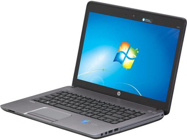 HP ProBook 440 G1 (F2P43UT#ABA) Notebook Intel Core i5 4200M (2.5GHz) 4GB Memory 500GB HDD Intel HD Graphics 4600 14.0