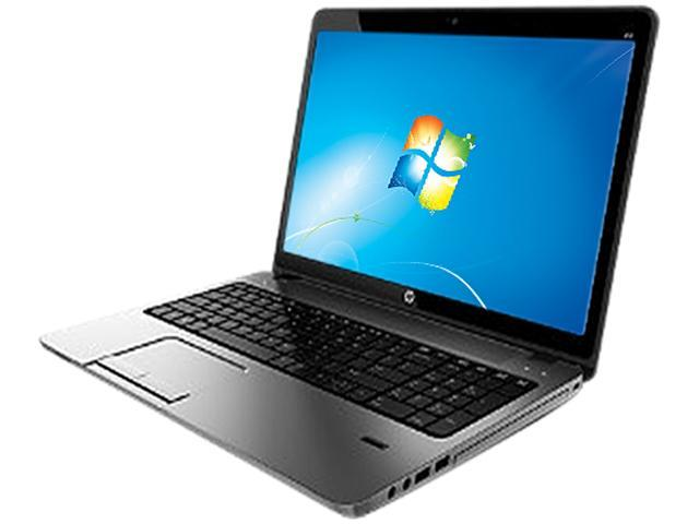 HP ProBook 450 G1 (F2P35UT#ABA) Notebook Intel Core i7 3630QM (2.40GHz) 8GB Memory 500GB HDD Intel HD Graphics 4000 15.6