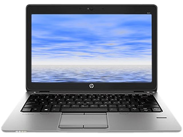 HP EliteBook 820 G1 (F2P32UT#ABA) Notebook Intel Core i5 4200U (1.60GHz) 4GB Memory 500GB HDD Intel HD Graphics 4400 12.5