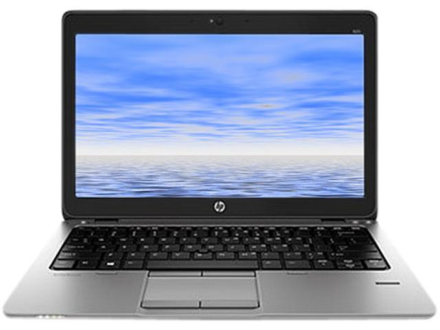 HP EliteBook 820 G1 (F2P33UT#ABA) Notebook Intel Core i3 4010U (1.7GHz) 4GB Memory 500GB HDD Intel HD Graphics 4400 12.5