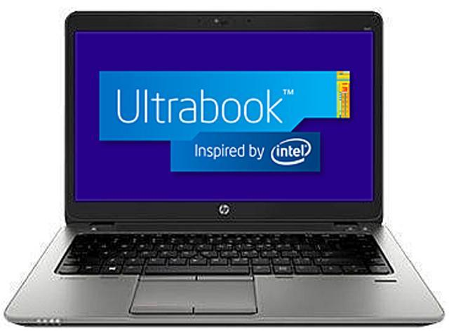 HP EliteBook 840 G1 (E3W29UT#ABA) Intel Core i5 4300U (1.90GHz) 4GB Memory 180GB SSD 14