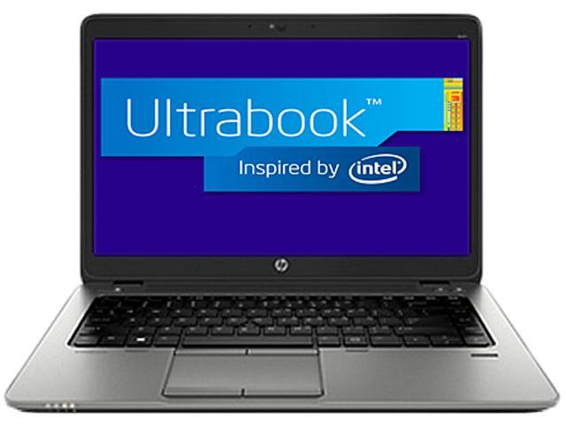 HP EliteBook 840 G1 (F2P19UT#ABA) Intel Core i5 4200U (1.60GHz) 4GB Memory 180GB SSD 14