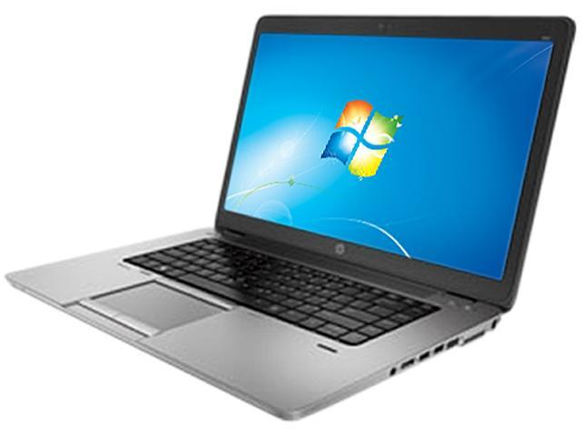 HP EliteBook 850 G1 (E3W18UT#ABA) Notebooks Intel Core i5 4300U (1.90GHz) 4GB Memory 500GB HDD Intel HD Graphics 4400 15.6