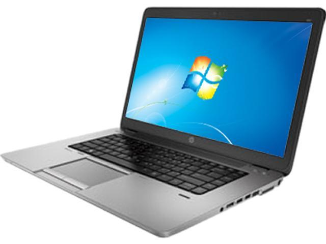 HP EliteBook 850 G1 (F1R09AW#ABA) Notebook Intel Core i5 4300U (1.90GHz) 4GB Memory 500GB HDD AMD Radeon HD 8750M 15.6