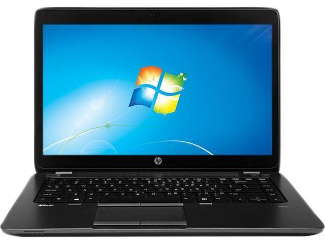 HP ZBook 14 F2R89UT#ABA Mobile Workstation Intel Core i5 4200U (1.60GHz) 4GB Memory 500GB HDD AMD FirePro M4100 14.0