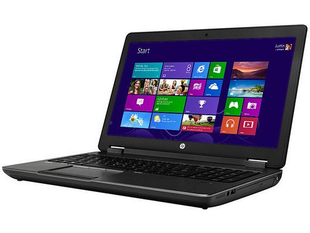 HP ZBook 14 F2R97UT#ABA Mobile Workstation Intel Core i5 4300U (1.90GHz) 8GB Memory 750GB HDD AMD FirePro M4100 14.0