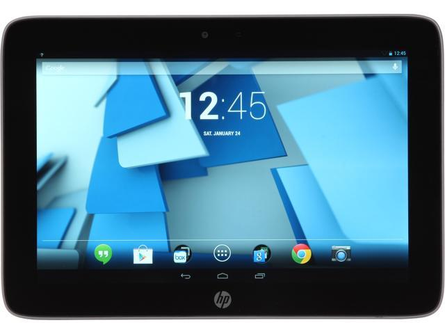 "HP Slate S10 Android Tablet – Dual-Core 1.2GHz 1GB RAM / 16GB SSD 10"" Touchscreen Beats Audio (S10-3500US)"