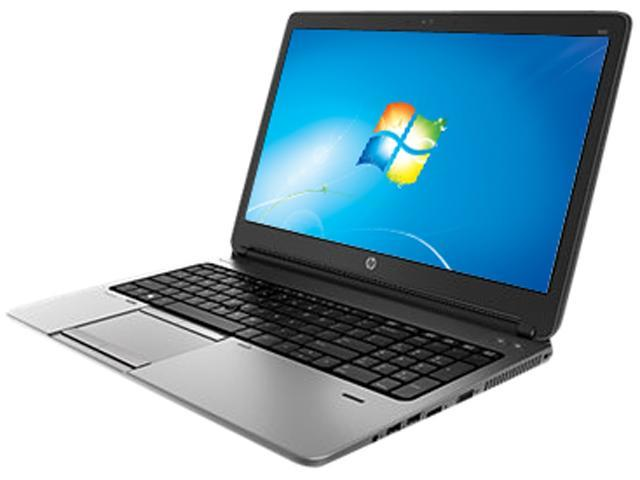 HP ProBook 650 (F2R87UT#ABA) Notebook Intel Core i5 4300M (2.60GHz) 4GB Memory 500GB HDD Intel HD Graphics 4600 15.6